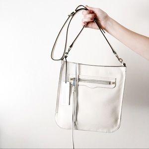 Rebecca Minkoff Regan Leather Feed Bag